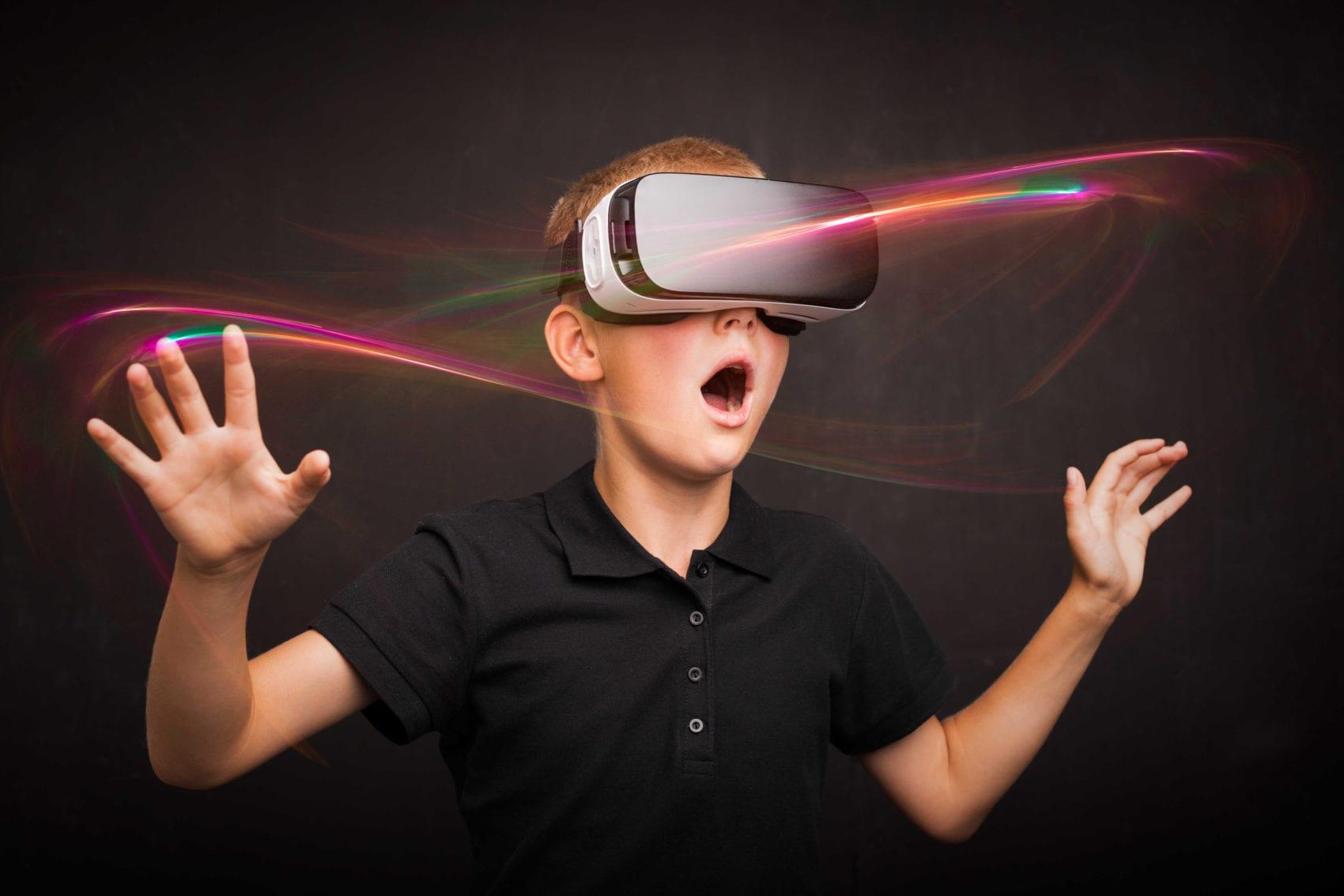 Lightroom studio VR